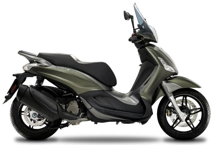 motorcycle photo PIAGGIO - BEVERLY 350 S ABS ASR(2020) SCOOTER