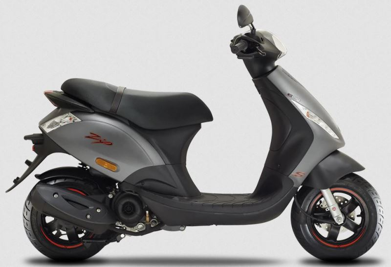 motorcycle photo PIAGGIO - ZIP 50 S 4T3V(2020) SCOOTER