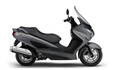motorcycle photo SUZUKI - BURGMAN UH 200A (2014) SCOOTER