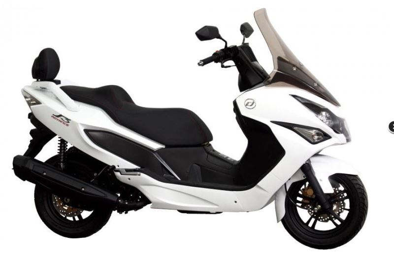 motorcycle photo DAELIM - S3 250i(2020) SCOOTER