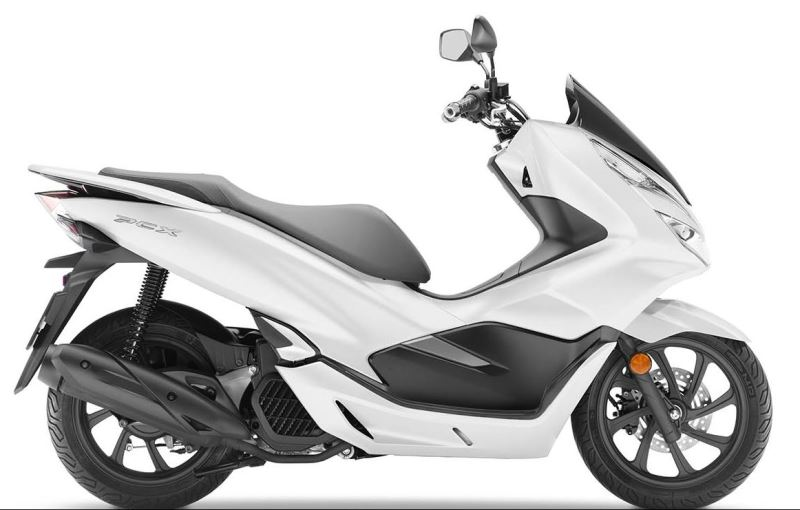 motorcycle photo HONDA - PCX 125(2020) SCOOTER