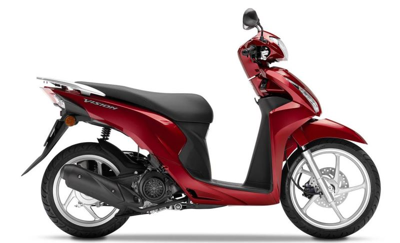 Honda Vision 110 2020 110cc Scooter Price Specifications Videos