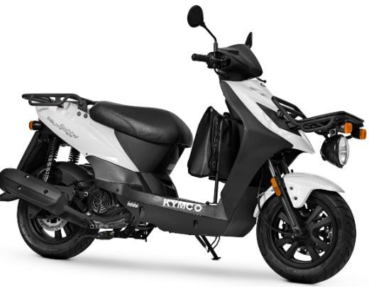 motorcycle photo KYMCO - AGILITY CARRY 125 CBS(2020) SCOOTER