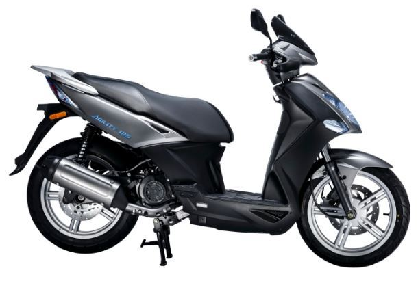 motorcycle photo KYMCO - AGILITY 125i CBS(2020) SCOOTER