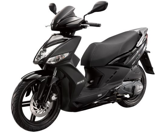 motorcycle photo KYMCO - AGILITY 16plus 200i ABS(2020) SCOOTER