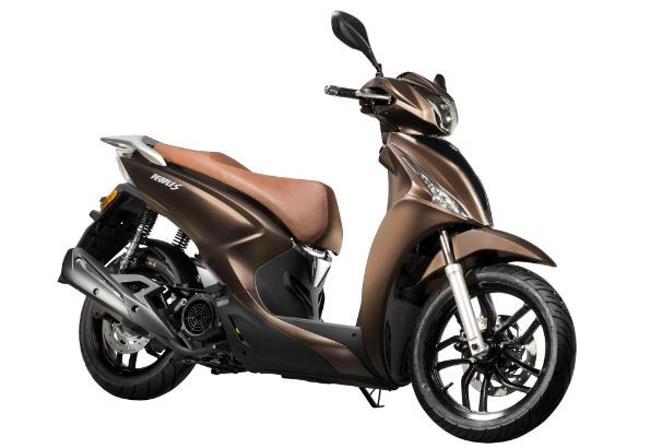 motorcycle photo KYMCO - PEOPLE-S 150I ABS(2020) SCOOTER