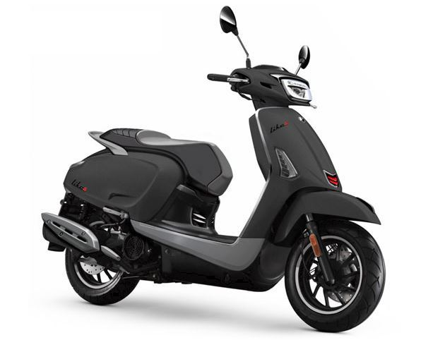 motorcycle photo KYMCO - LIKE S 125i CBS(2020) SCOOTER