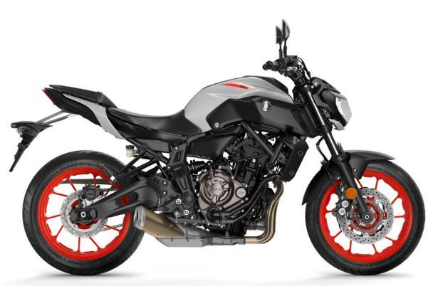 motorcycle photo YAMAHA - MT-07(2020) STREET