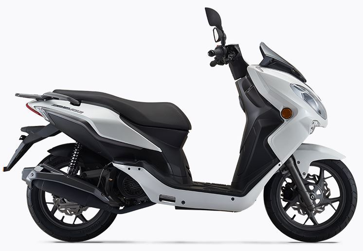 motorcycle photo KEEWAY - CITYBLADE 125 E4(2020) SCOOTER