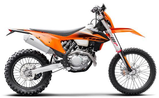 motorcycle photo KTM - 450 EXC-F(2020) ENDURO