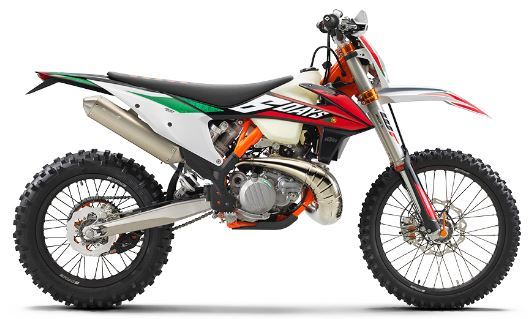 motorcycle photo KTM - 300 EXC TPI SIX DAYS(2020) ENDURO