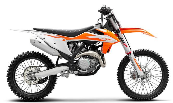 motorcycle photo KTM - 450 SX-F(2020) MX