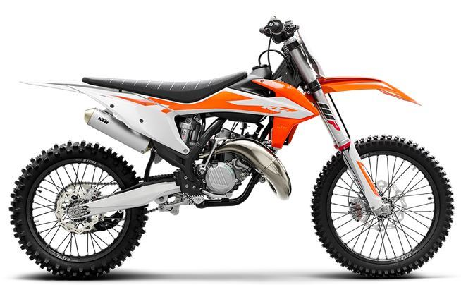 motorcycle photo KTM - 150 SX(2020) MX