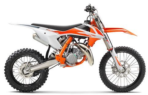 motorcycle photo KTM - 85 SX 19-16(2020) MX