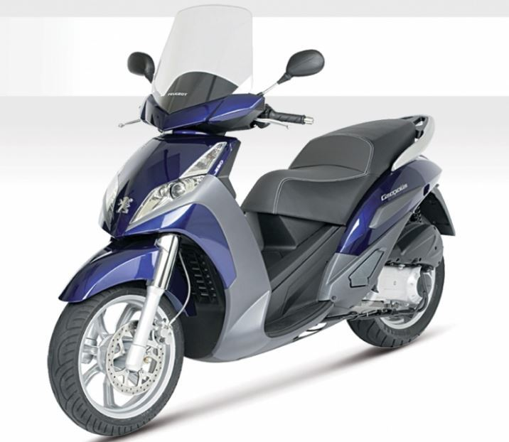 motorcycle photo PEUGEOT - GEOPOLIS 250 ABS(2020) SCOOTER