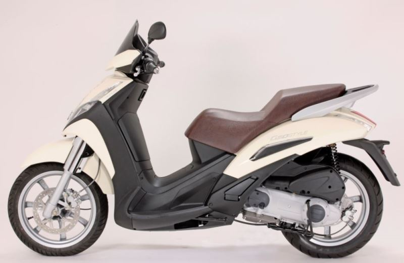 motorcycle photo PEUGEOT - GEOPOLIS 300 GEOSTYLE RS(2020) SCOOTER