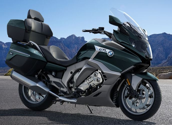 motorcycle photo BMW - K 1600 GTL(2020) SP.TOURING