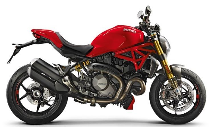 motorcycle photo DUCATI - MONSTER 1200 S(2020) STREET