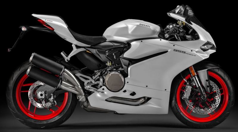motorcycle photo DUCATI - 959 Panigale(2020) SPORT