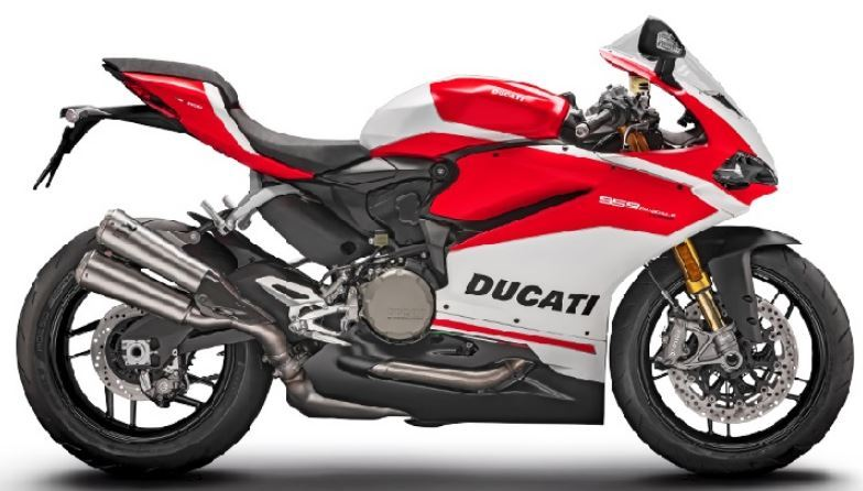 motorcycle photo DUCATI - 959 Panigale Corse(2020) SPORT