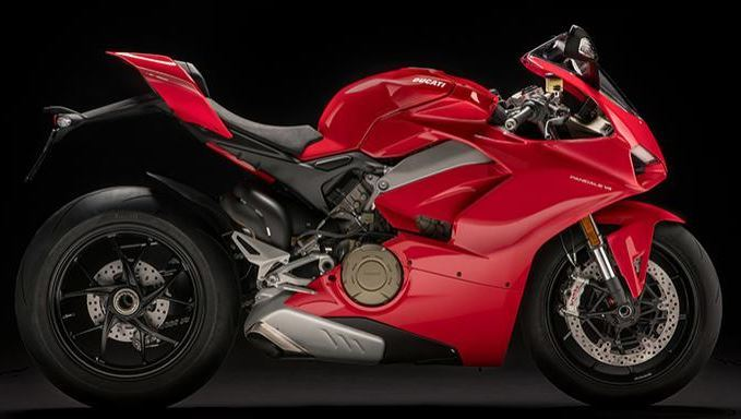 motorcycle photo DUCATI - PAGINALE V4(2020) SPORT