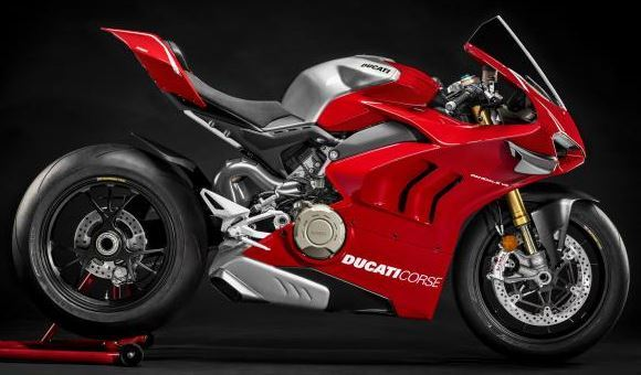 motorcycle photo DUCATI - PANIGALE V4 R(2020) SPORT