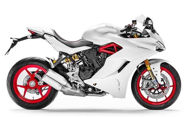 motorcycle photo DUCATI - SUPERSPORT(2020) SPORT