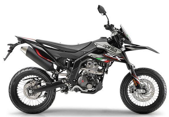 APRILIA SX 125 2020 124,2cc SUPERMOTO price ...