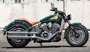 motorcycle photo INDIAN MOTORCYCLE - SCOUT(2020) CUSTOM