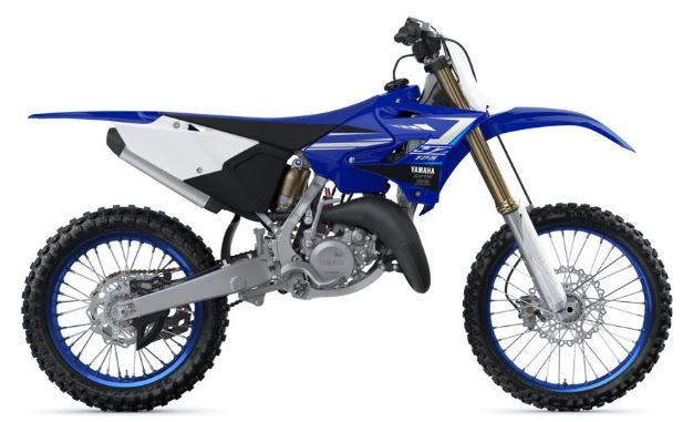motorcycle photo YAMAHA - YZ125(2020) MX