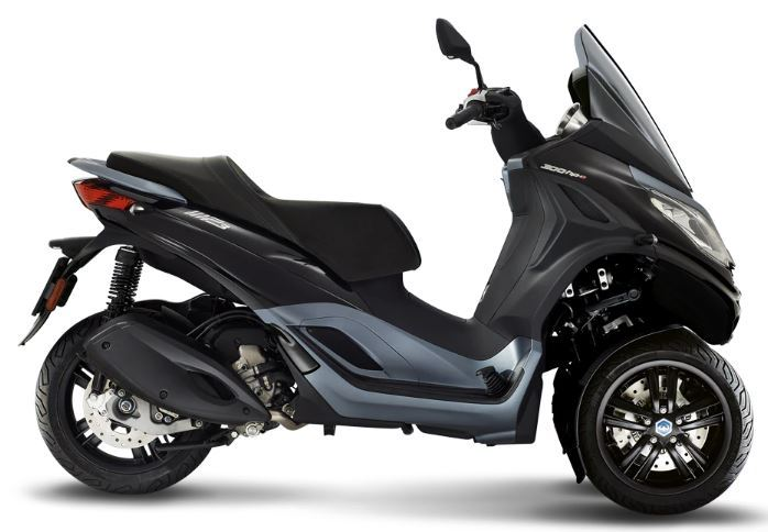 motorcycle photo PIAGGIO - MP3 300 HPE(2020) SCOOTER