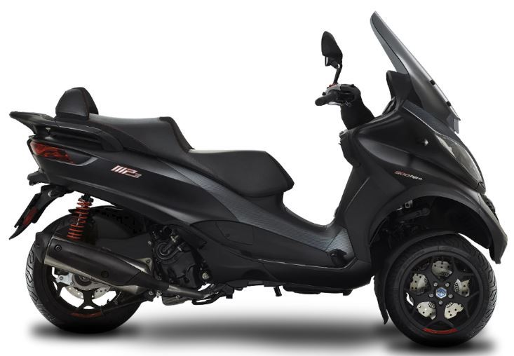 motorcycle photo PIAGGIO - MP3 SPORT 500 HPE ABS(2020) SCOOTER