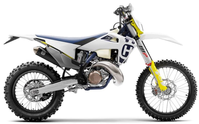 motorcycle photo HUSQVARNA - TE 150i(2020) ENDURO