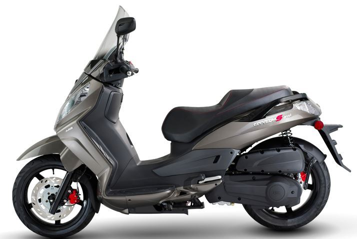 motorcycle photo SYM - CITYCOM S 300 F4(2020) SCOOTER