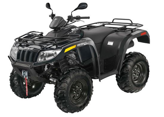 motorcycle photo ARCTIC CAT - 550i Farm(2014) ATV