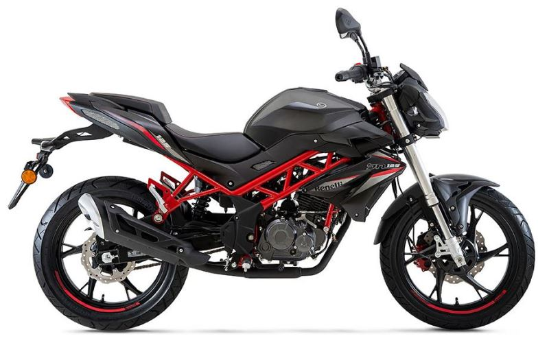 motorcycle photo BENELLI - BN 125i(2020) STREET
