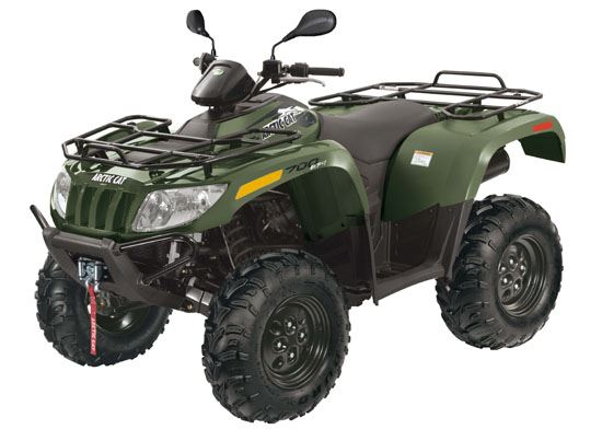 motorcycle photo ARCTIC CAT - 700i Farm(2014) ATV
