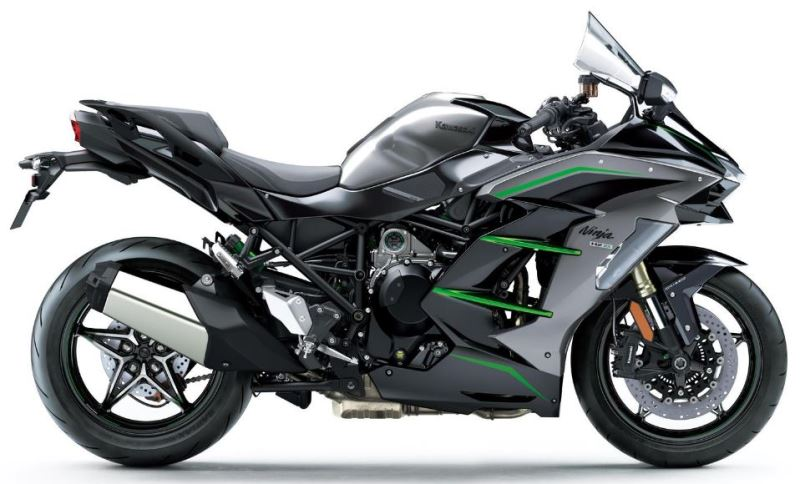 motorcycle photo KAWASAKI - NINJA H2 SX SE(2020) SP.TOURING