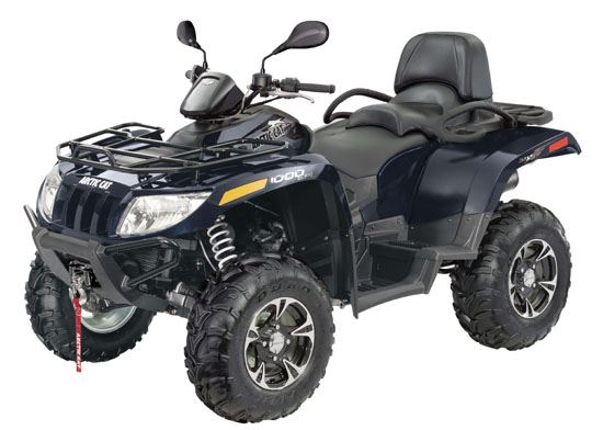 motorcycle photo ARCTIC CAT - 1000i XT TRV Farm(2014) ATV