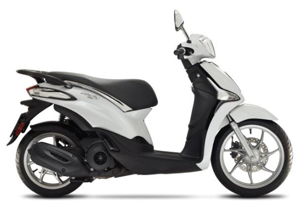 motorcycle photo PIAGGIO - LIBERTY 125 ABS(2021) SCOOTER