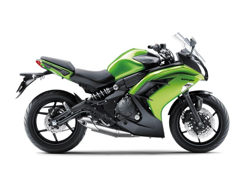 motorcycle photo KAWASAKI - ER-6f(2013) SPORT