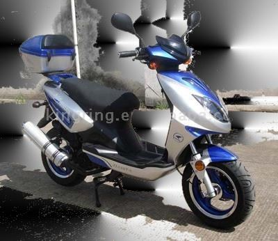 motorcycle photo EUROMOTORS - JL50QT-6(2015) SCOOTER