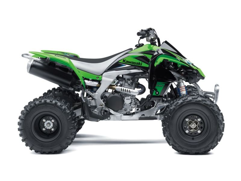 motorcycle photo KAWASAKI - KFX450R(2014) ATV
