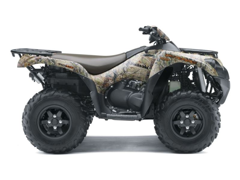motorcycle photo KAWASAKI - KVF750 4x4i EPS Camo(2014) ATV