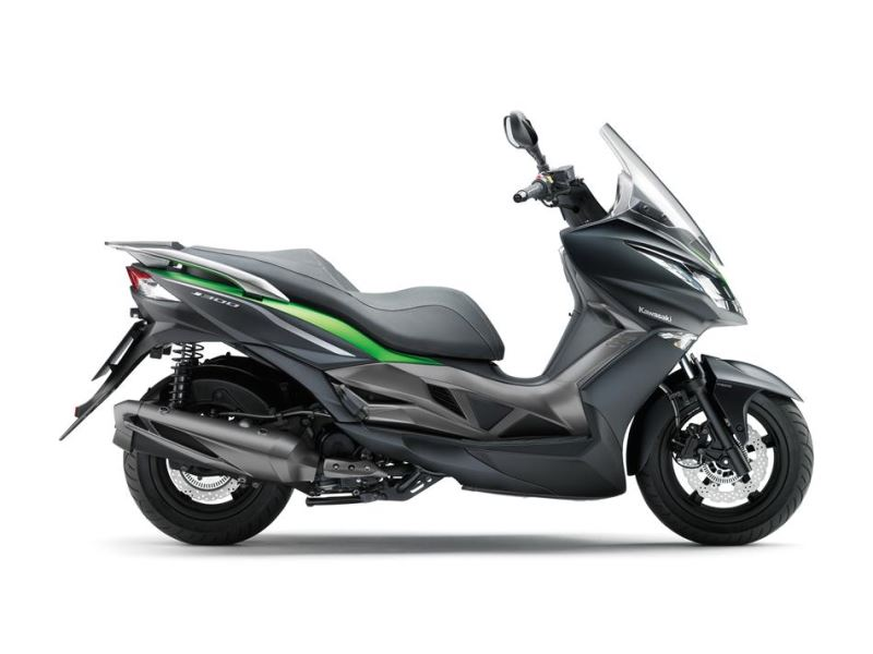 motorcycle photo KAWASAKI - J300 Special Edition ABS(2015) SCOOTER