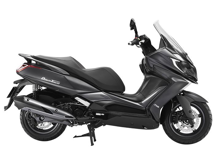 motorcycle photo KYMCO - DOWNTOWN 350I ABS (2014) SCOOTER