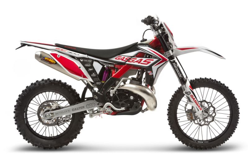 motorcycle photo GAS-GAS - EC 300 2T Racing(2015) ENDURO