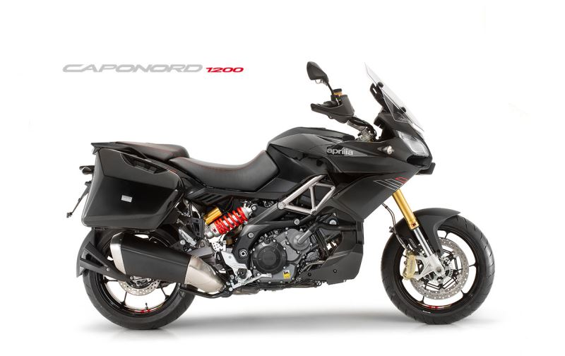 motorcycle photo APRILIA - CAPONORD 1200 Travel Pack ABS(2014) ON-OFF