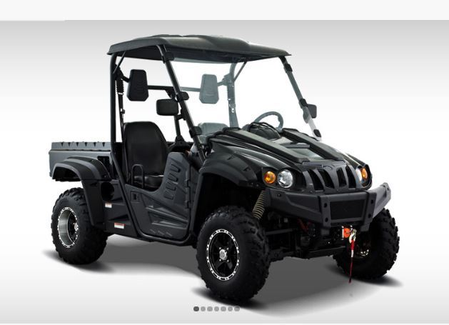 motorcycle photo GTK MOTO - GTK 700 UTV(2015) UTV