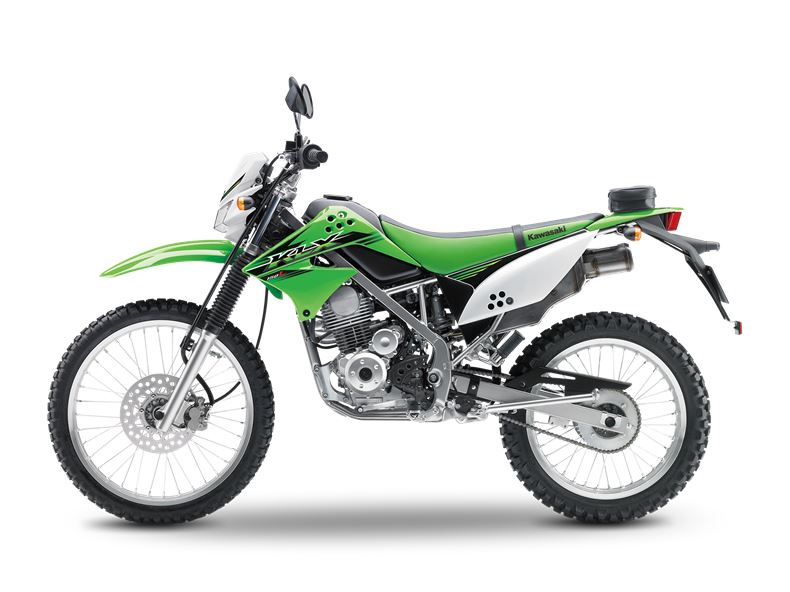 motorcycle photo KAWASAKI - KLX150L(2014) ENDURO